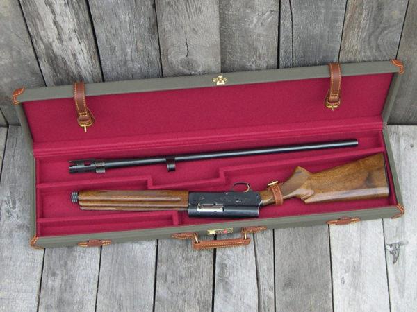Canvas gun case auto 1006