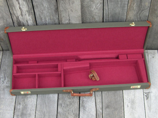 canvsa gun case trap single