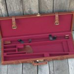 leather gun case drilling 1036 2